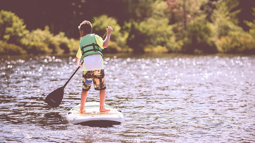 Was ist Stand-Up-Paddling? 3