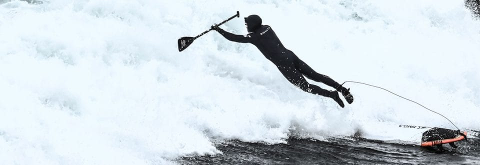 Was ist Stand-Up-Paddling?
