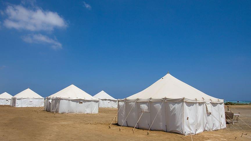 Ägypten Kitecamp 21