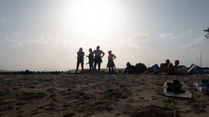 Ägypten Reiseblog - Sandsturmflaute 4