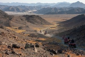 Ägypten Reiseblog - Quadtour 13