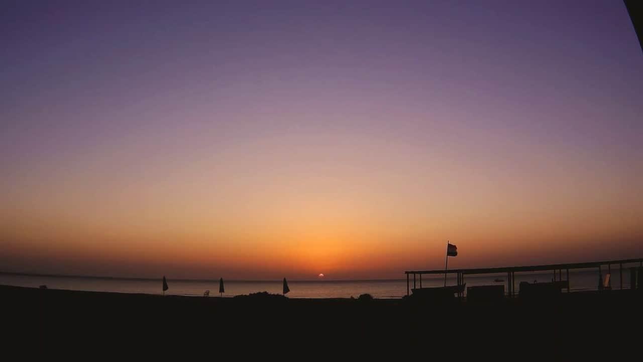 Ägypten Reiseblog - Guten Morgen aus dem Wadi 2