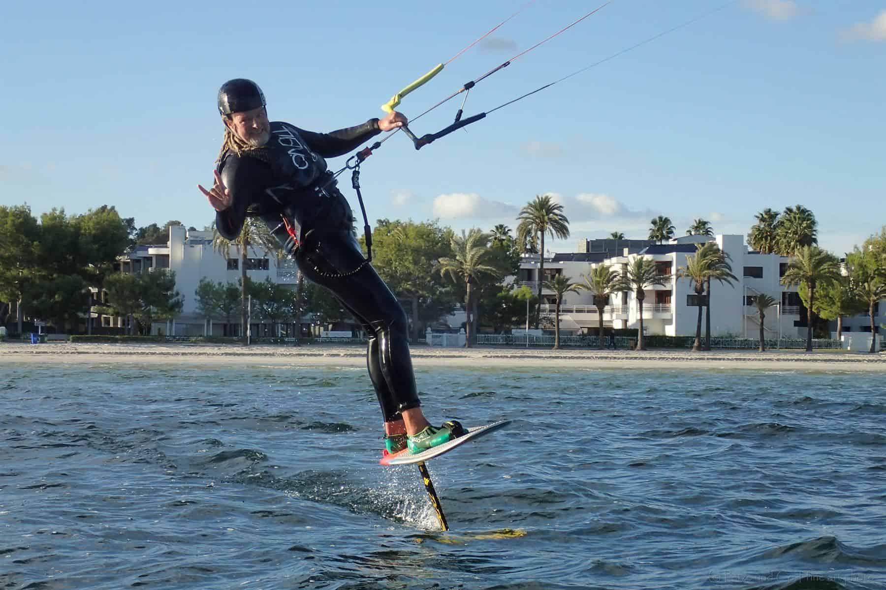 Hydrofoil Crashkurs-Wochenende 1