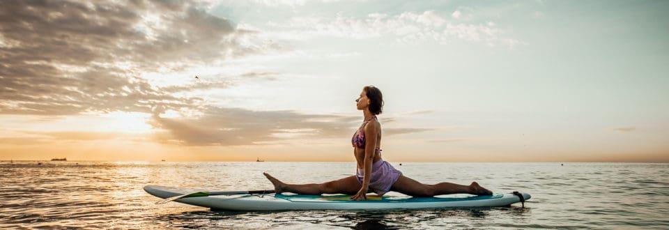 SUP Yoga Loissin