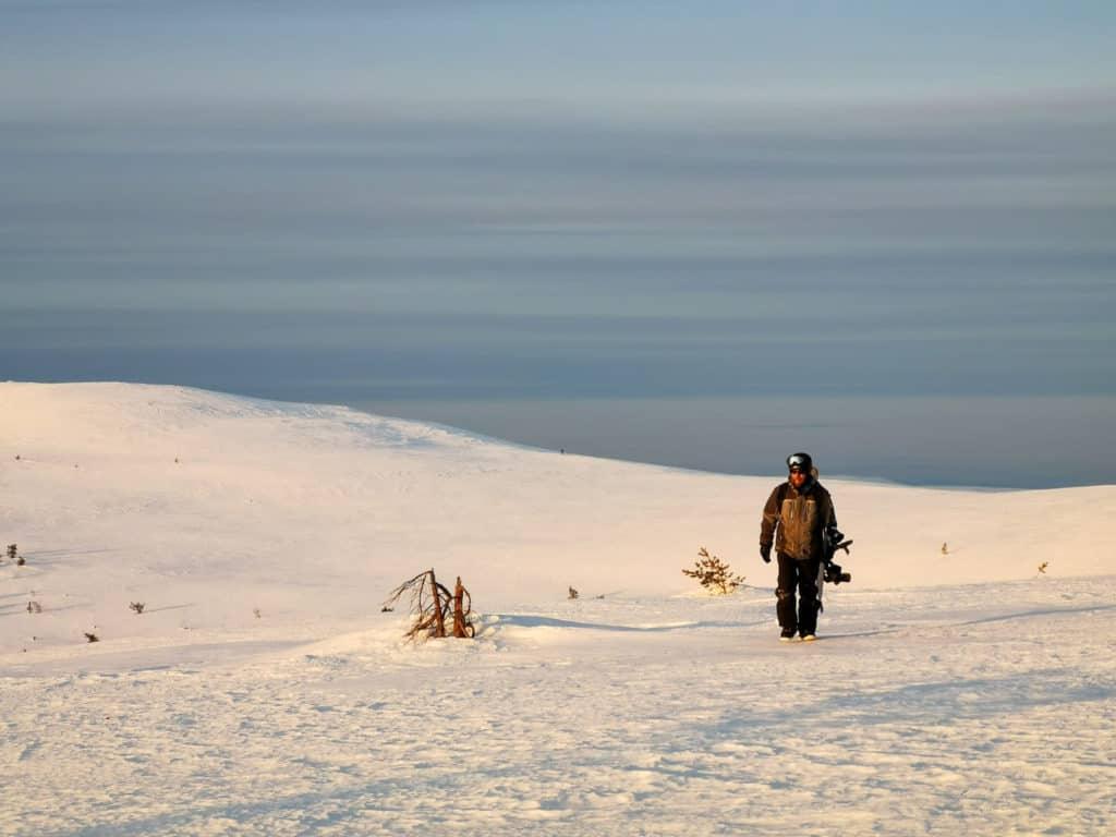 Lappland Snowkite-Camp 22.01.-05.02. 2022 2