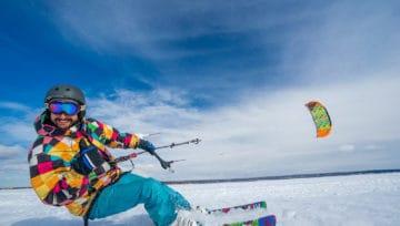 kitesafe.de goes Snowkite - Lappland 2022